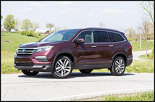 2017 honda pilot elite review autocar honda recommendation