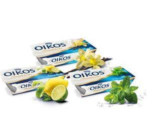 Prueba el Yogur Griego Oikos Sensaciones