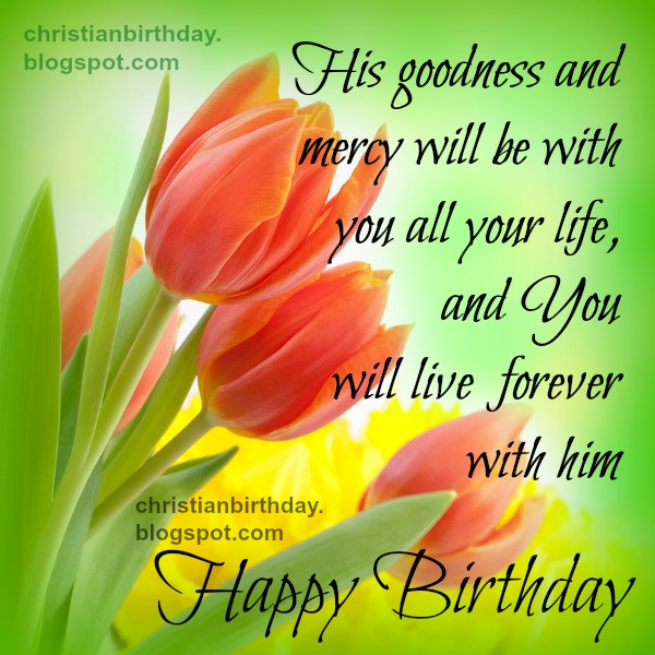 Christian Birthday Quotes. QuotesGram