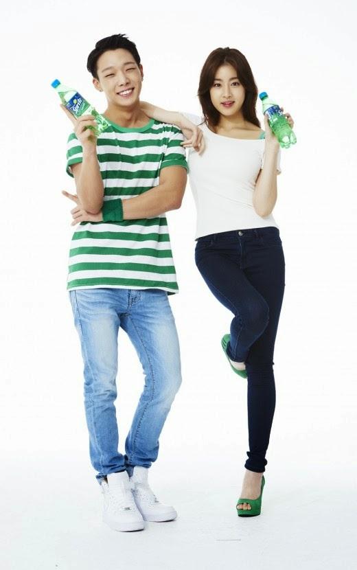 Bobby dating model kpop