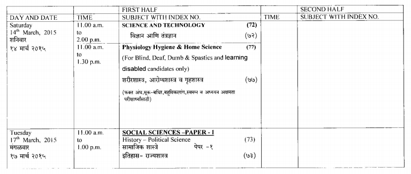 SSC Timetable 2015 Page 03