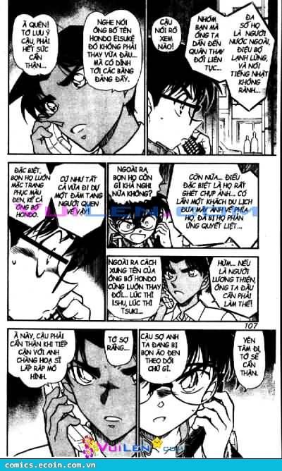 Detective Conan - Thám Tử Lừng Danh Conan chap 582 page 6 - IZTruyenTranh.com