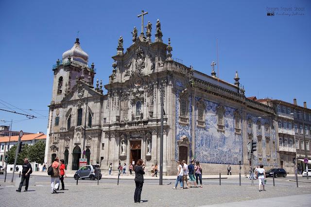 Weekend ; Porto ; portugal ; igreja dos Carmelitas