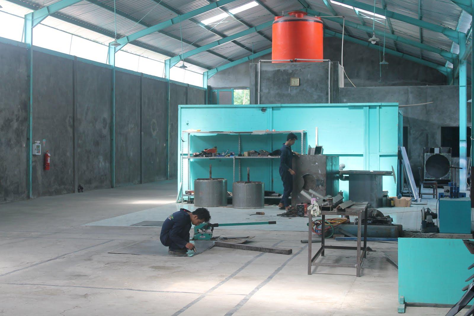 Proses Pembuatan