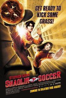 Shaolin Soccer (2001) BluRay 720p 800MB