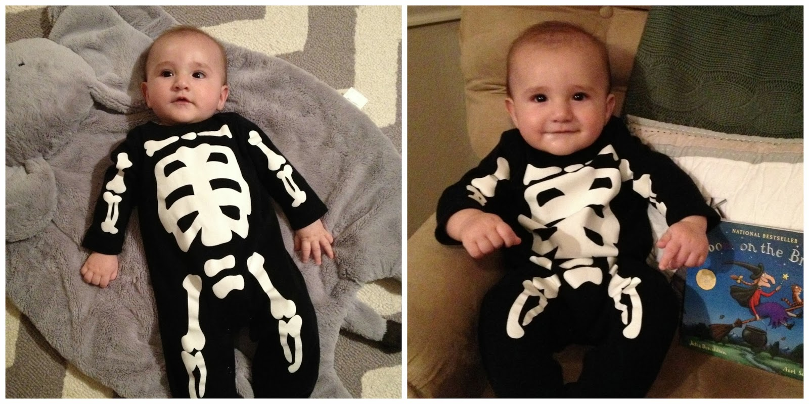 The Perfect Catch: Halloween Pajama Party!