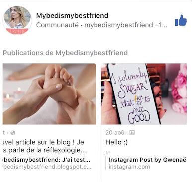 Et si tu me suivais sur Facebook?