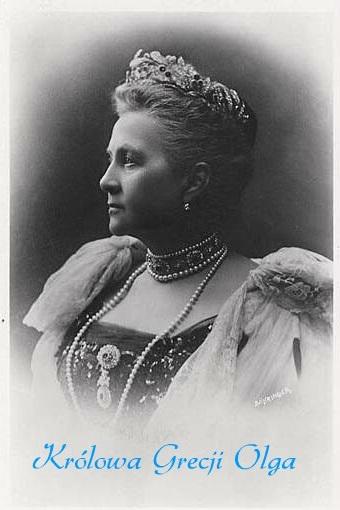 Królowa Grecji Olga