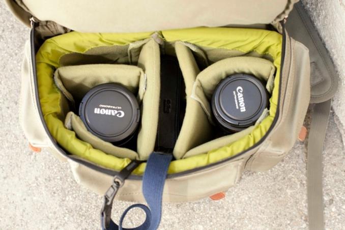 LANGLY Camera Bags - ALPHA