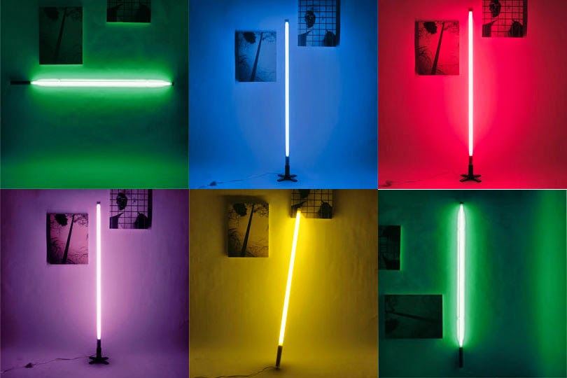 fluorescentes Fluortube Light de Seletti