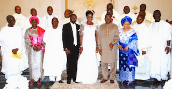 annie david mark wedding abuja