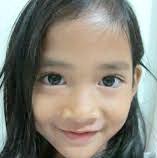 Foto Cantik Angeline Engeline Margriet Megawe Anak berusia 8 Tahun Korban Pembunuhan di Bali
