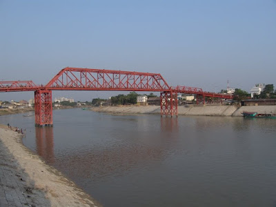 keen bridge in Shaparan