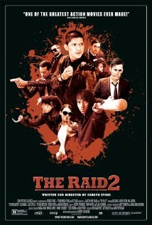 Download The Raid 2 :Berandal (2014) 720p x264 Full Movie + Subtitle Indonesia