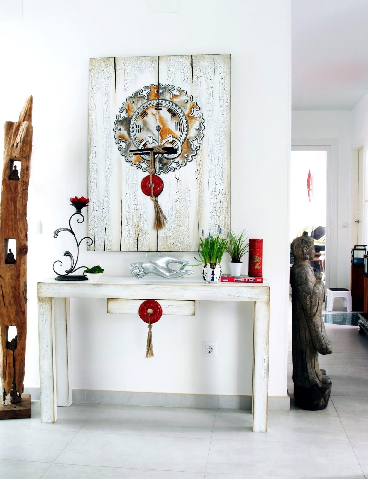 Sensaciones de hogar muebles orientales para salones y for Muebles orientales montevideo