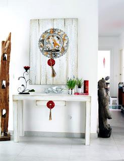 cuadros muebles orientales