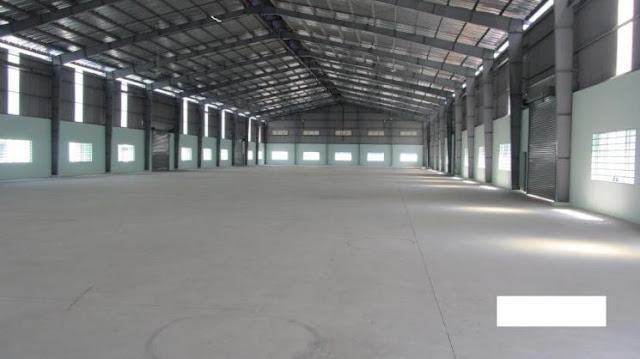 Cho thuê 6000m2 nhà xưởng trong khuôn viên 9000m2 đường Phan Văn Hớn, quận 12