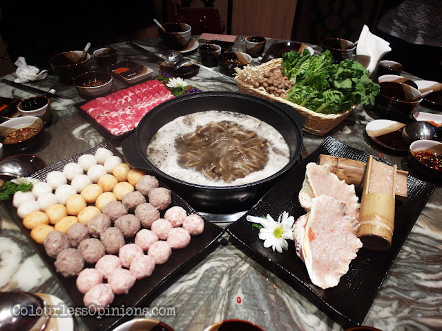 yezi the roof coconut broth steamboat