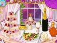 Düğün Masası Dekorasyonu Oyunu