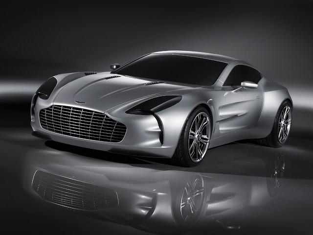Aston Martin One-77 - Có giá 1,4 triệu USD