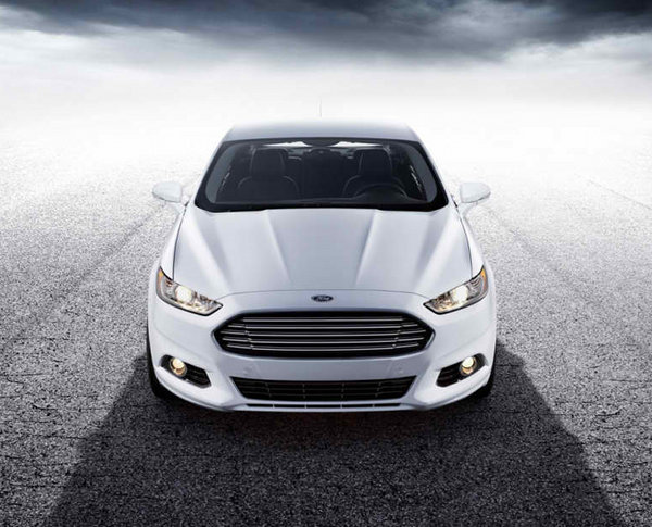 2013 Ford Fusion Walk-Around Review - Brighton Ford