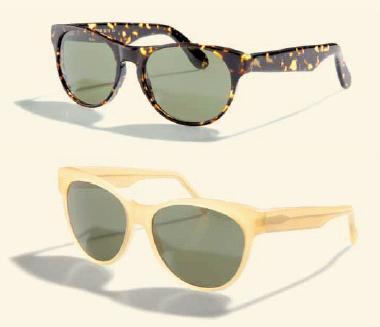 Retro Vintage Mod Style: L.G.R. Sunglasses: Italian S/S 2011