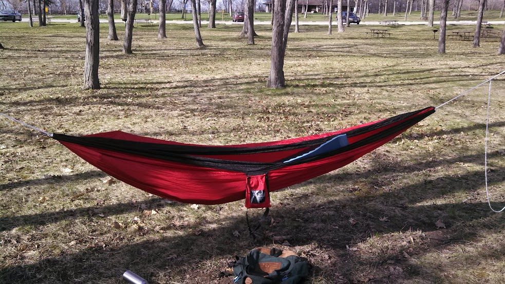 ways the hammock has failed me  the broken strap  restless wilderness  gear review  xada 302 nylon hammock  rh   restlesswilderness blogspot