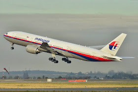FLIGHT MH370: MALAYSIAN AIRLINES UPDATE: