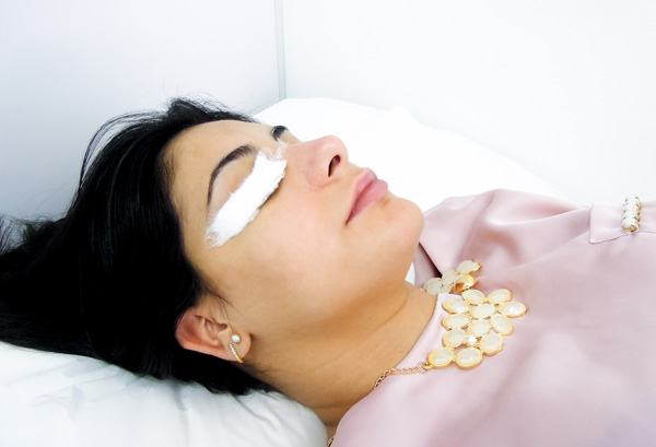 carboxiterapia, peeling químico, ácido, rosto, estética, beleza, tratamento, espaço BL, olheiras, clareamento