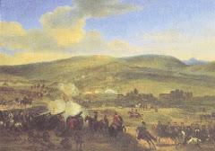 Battle of the Boyne, 1689