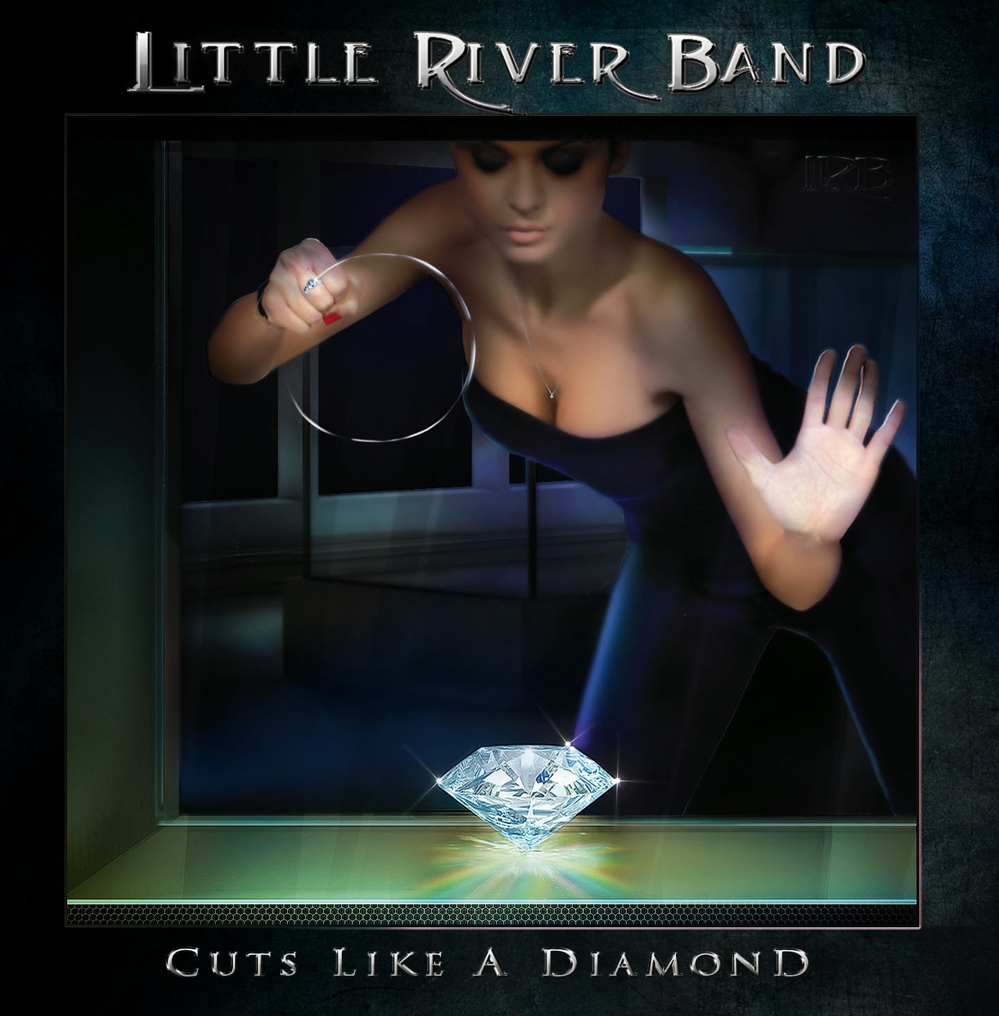 "Little River Band Greatest Hits Little River Band: RockUnitedReviews: LITTLE RIVER BAND: ""Cuts Like A Diamond"""