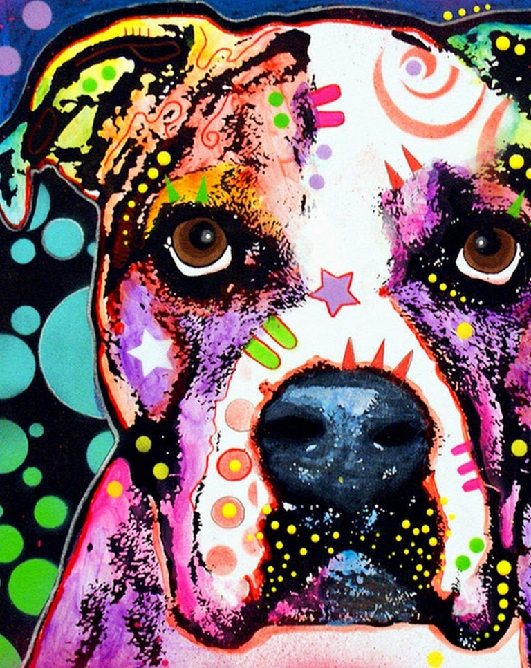 cuadros-de-retratos-de-perros