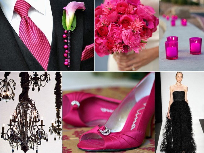 Hot Pink Decorations
