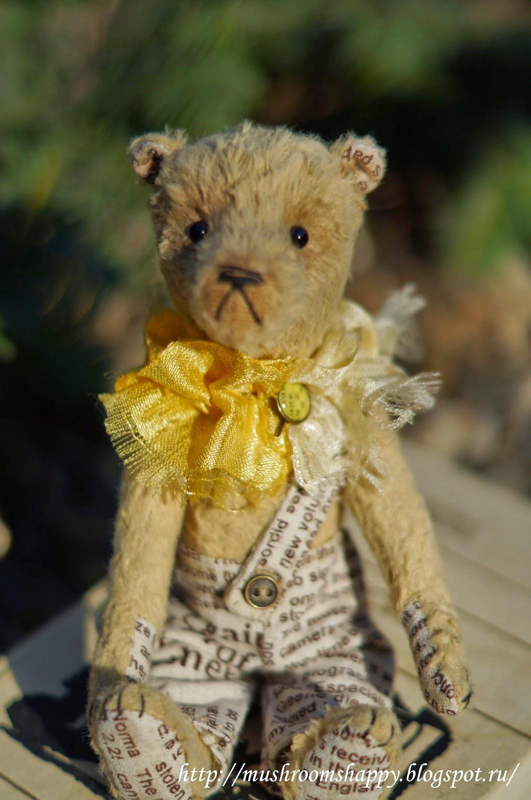 тедди, медведи-тедди