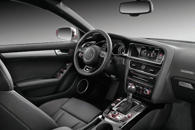 Audi-S5-Sportback-Interior ஆடி S5 ஸ்போர்ட்பேக் விற்பனைக்கு வந்தது