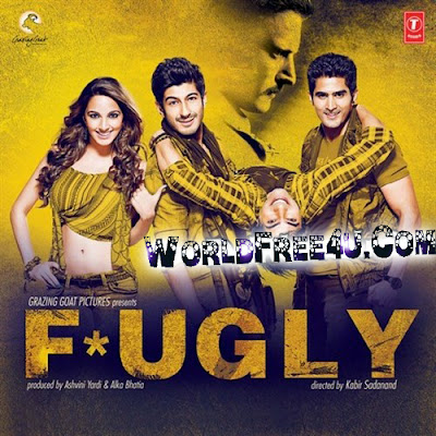 Poster Of Hindi Movie Fugly (2014) Free Download Full New Hindi Movie Watch Online At worldfree4u.com