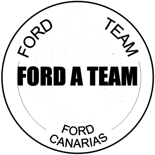 ford a team canarias  abandono