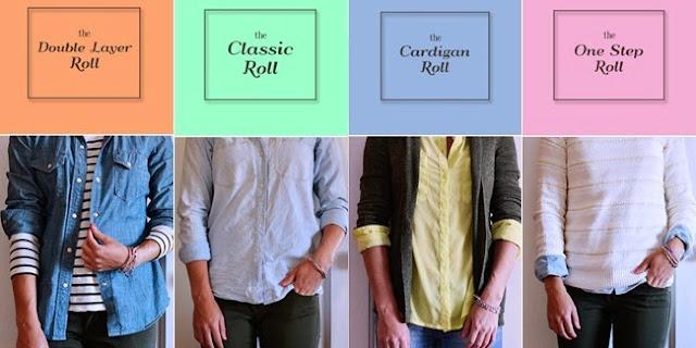 Tips Melipat Lengan Pakaian dengan Beragam Outer