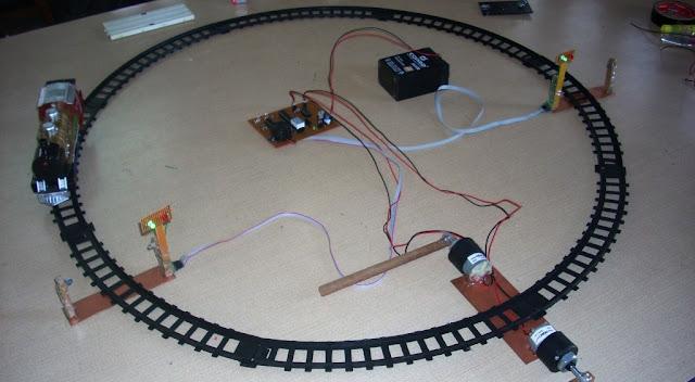 Railway Gate Control