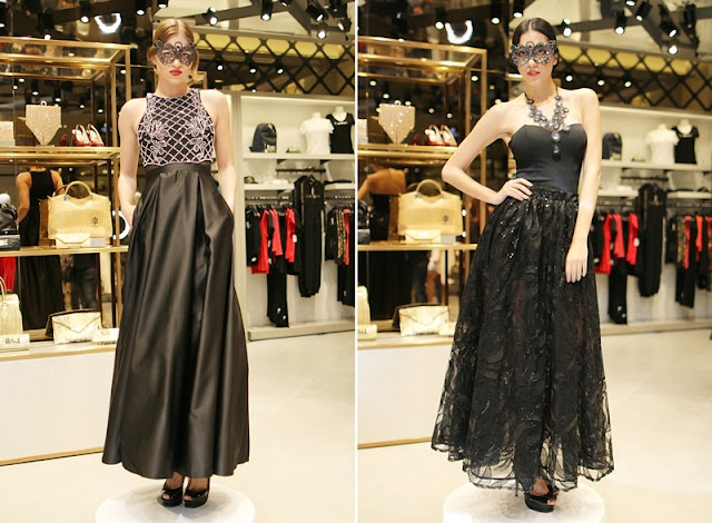 bebe Malaysia New Concept Boutique Re-Opening, The Grand Duchess Fall II 2015 collection showcase, bebe, bebe malaysia, fashion,