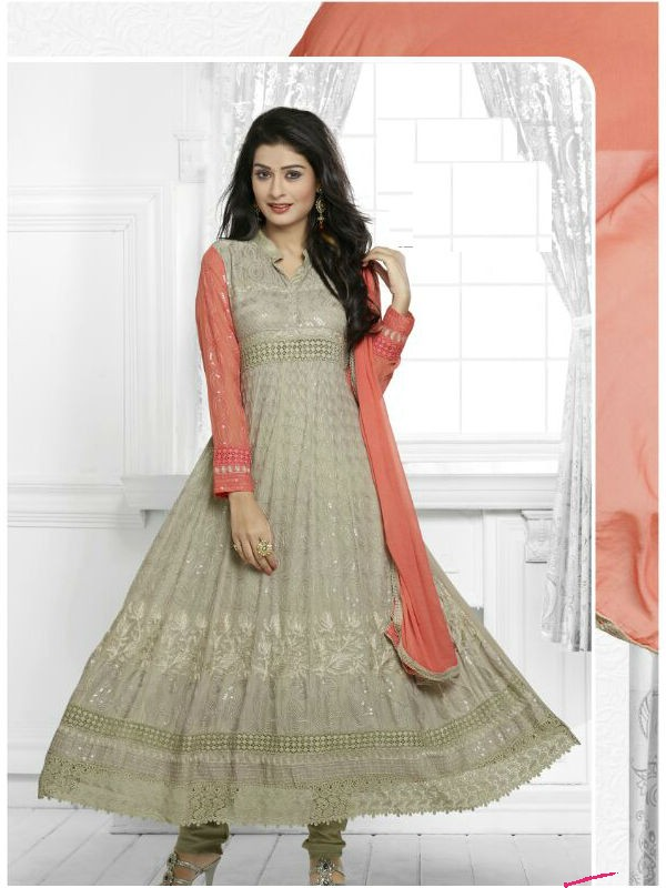 You can buy anarkali suits online