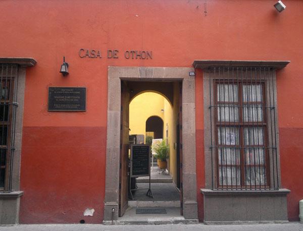 Casa del poeta Manuel José Othón