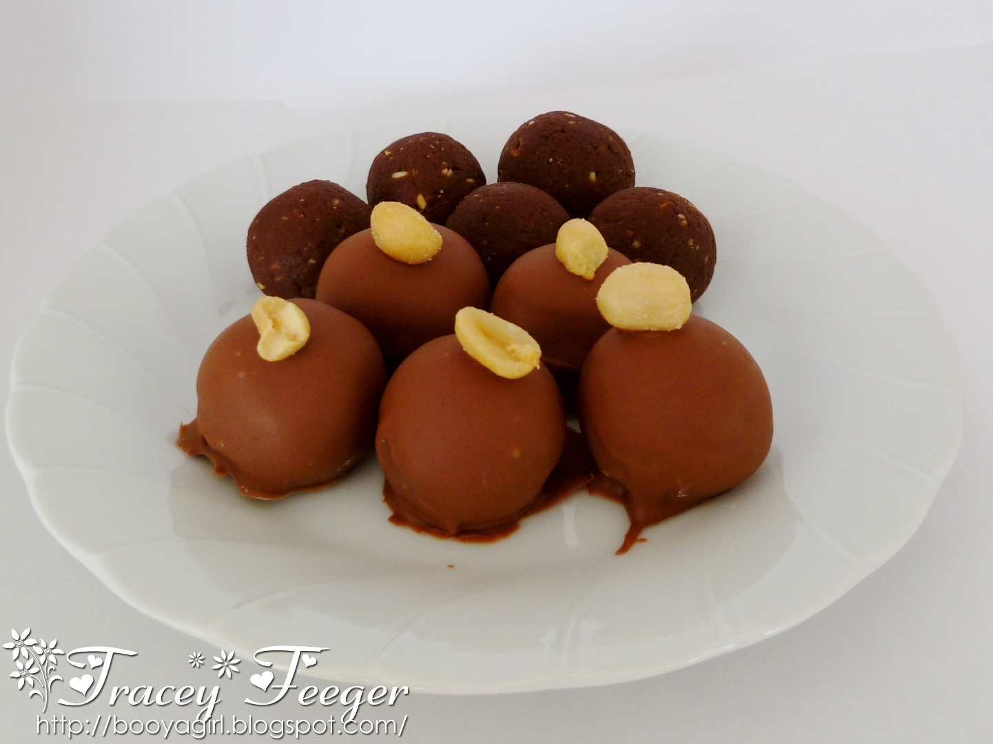 Chocolate Salty Balls Actual Recipe