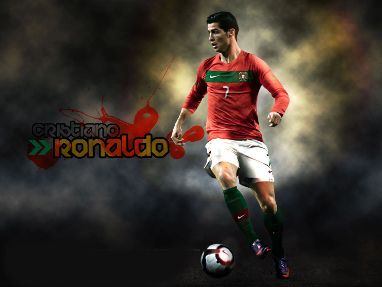 cristiano ronaldo football player latest hd wallpapers 2013 all