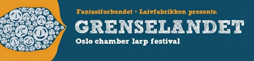 Grenselandet - Oslo chamber larp festival