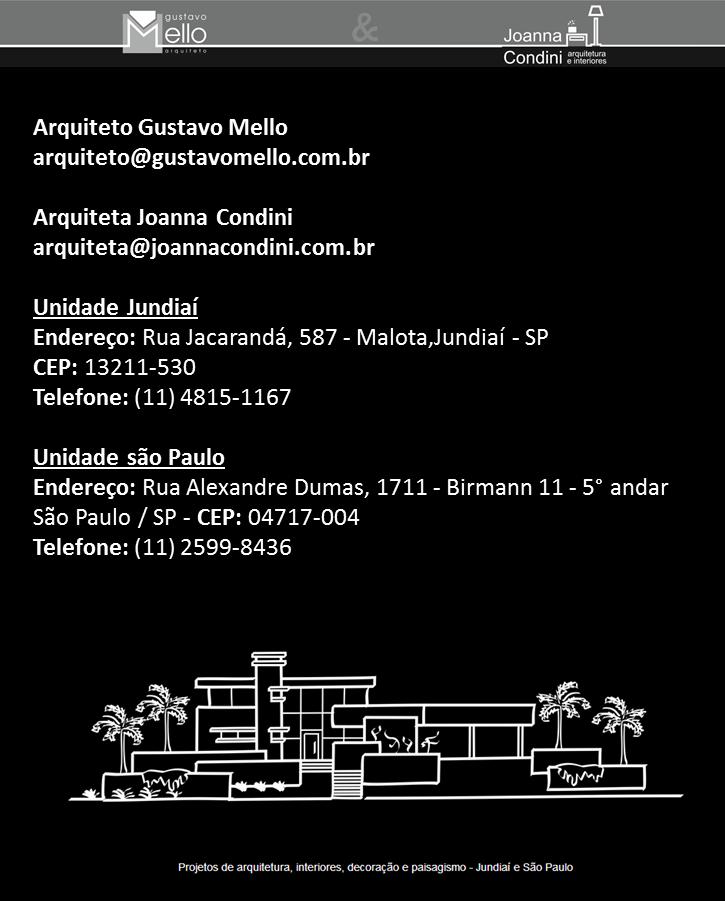 Arquitetura São Paulo - Jundiai e região