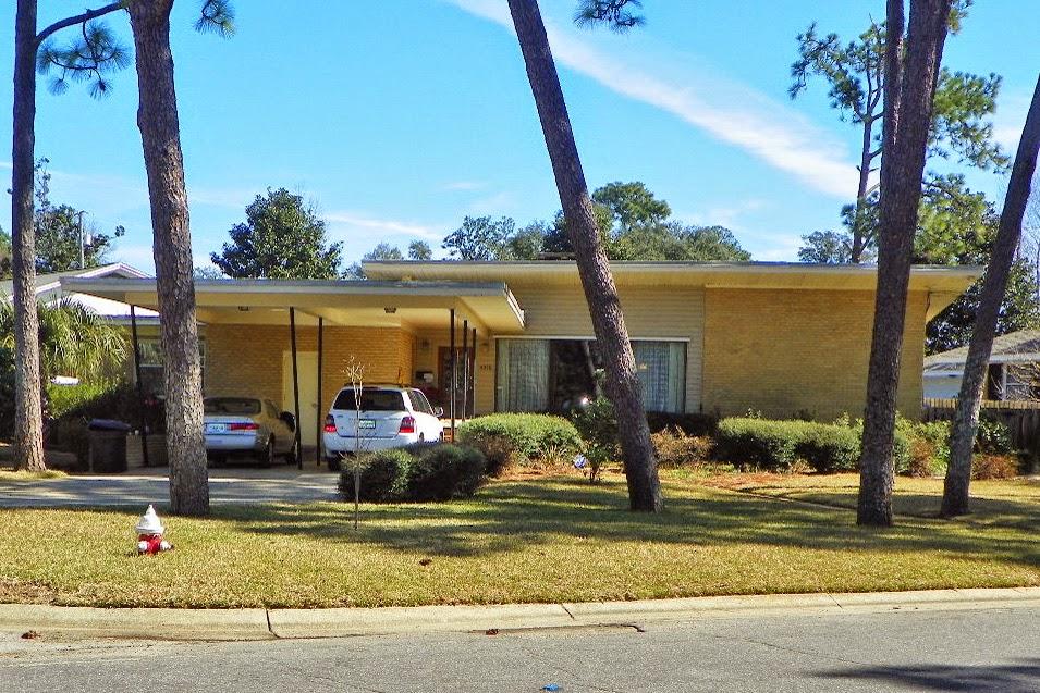 Typical Cordova Park Home