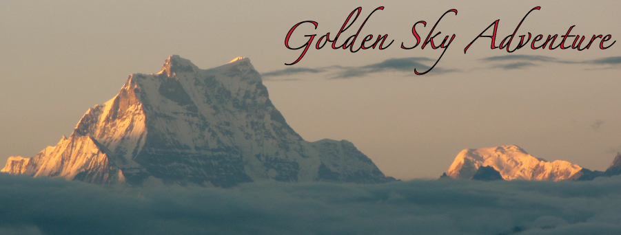 Golden Sky Adventure