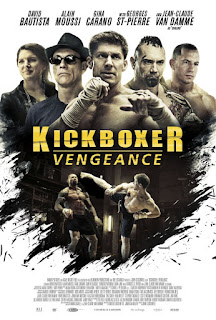 Streaming Film Kickboxer: Vengeance (2016)