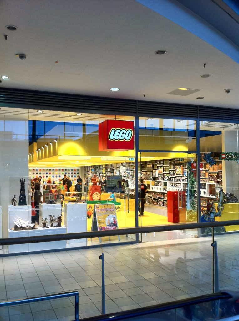 LEGO LEGO Store at Wien Donau Zentrum, Vienna, Austria